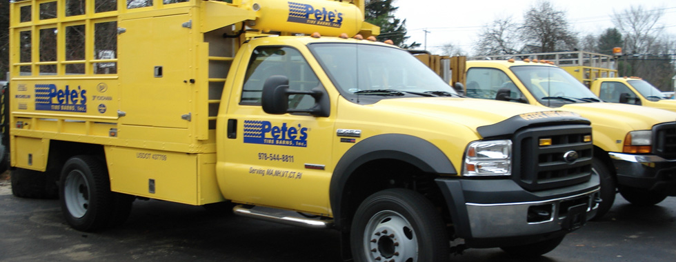 Tire Sales And Service In New England Pete S Tire Barns