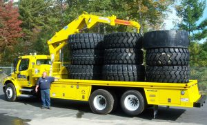 Employment Tire Sales And Service In New England