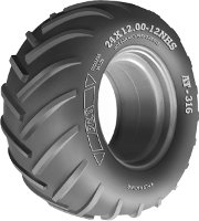 BKT AT316 ATV Tire