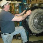 Specialty Tire Building