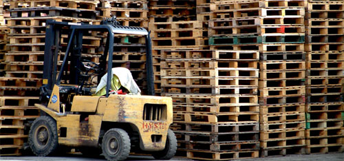 Industrial Tires and Forklift Tires