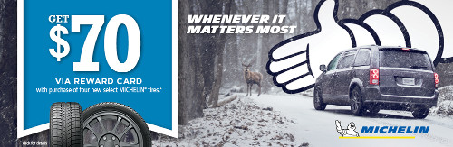 Michelin Winter 2017 Banner