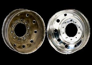Aluminum Wheel Polishing