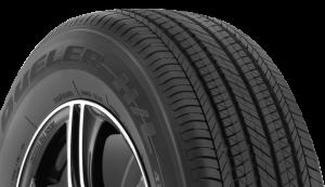 225/65R17 Bridgestone Dueler H/L 422 Ecopia SUV and Light Truck Tire (102H)