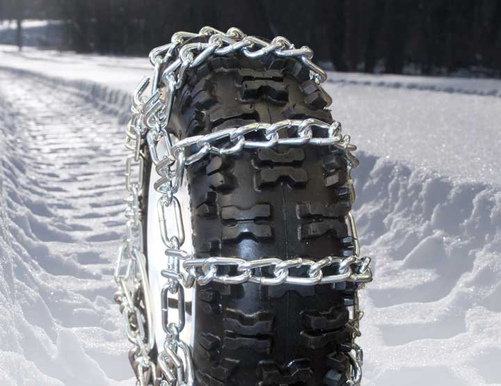 Specialty Tire Chains