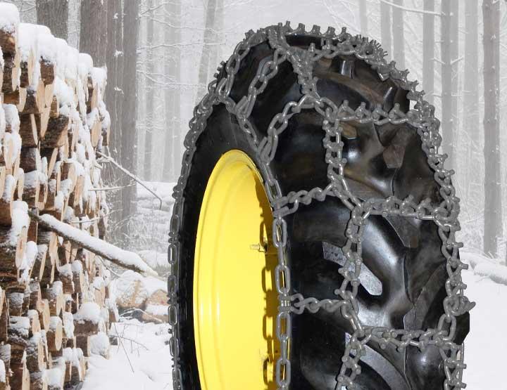 Tractor Tire Chain