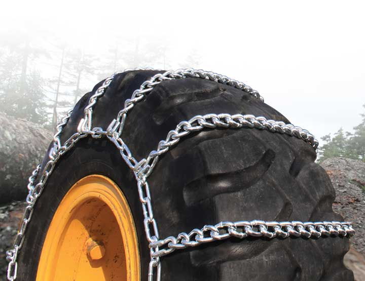 OTR Tire Chains